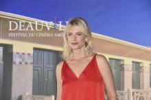 Mélanie Laurent lors du 44e Festival du Film Américain de Deauville
