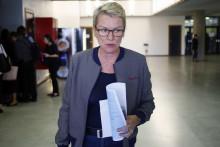 """Élice Lucet présent """"Cash Investigation"""" depuis 2012."""
