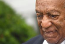 Bill Cosby condamné à un minimum de 3 ans de prison pour agression sexuelle, le 25 septembre 2018