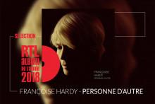 """Françoise Hardy en lice pour l'Album RTL de l'année avec """"Personne d'autre"""""""