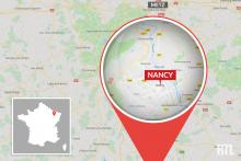 Carte Nancy