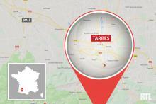 Tarbes, dans les Hautes-Pyrénées.