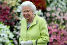 La reine Elizabeth 2, le 20 mai 2019