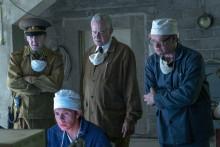 """Les héros de la mini-série de HBO, """"Chernobyl"""""""