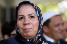 Latifa Ibn Ziaten à Paris le 19 septembre 2018