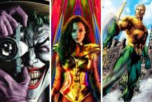 Passez un été avec les personnages de DC Comics