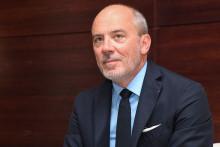 Stéphane Richard, PDG d'Orange, le 13 juin 2019