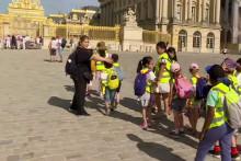 2400 enfants invités au Chateau de Versailles