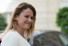 la secrétaire d'État chargée de l'Économie sociale, solidaire et responsable, Olivia Grégoire