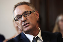 Le député LREM Patrick Vignal le 6 septembre 2013
