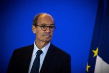 Éric Woerth (Les Républicains), le 9 octobre 2018 à Paris.