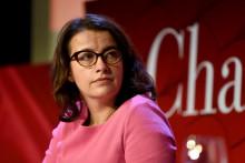 Cécile Duflot, directrice d'Oxfam France