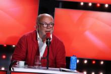 """Marc Lambron dans """"Les Grosses Têtes"""""""