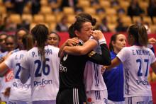 L'équipe de France féminine de Handball s'incline contre la Norvège en finale de l'Euro 2020, le 20 décembre, au Danemark.