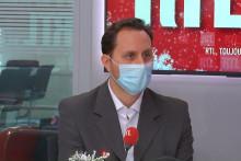 Benjamin Davido, médecin infectiologue à l'hôpital Raymond-Poincaré, à Garches, dans les Hauts-de-Seine
