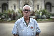 Le Pr Gilles Pialoux, chef de service des maladies infectieuses et tropicales à l'hôpital Tenon.