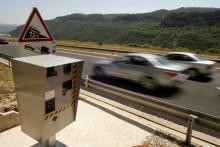 Plus de contravention pour les chauffards britanniques en France