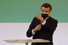 Emmanuel Macron, le 11 janvier 2021
