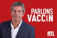"""""""Parlons Vaccin"""", un podcast de Michel Cymes"""