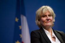 L'eurodéputée LR Nadine Morano, en avril 2016.