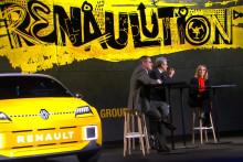 Présentation de la future Renault 5 électrique jeudi 14 janvier 2021