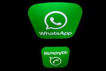 Logo de l'application WhatsApp