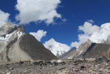 Le K2, réputé comme la montagne la plus dangereuse du monde