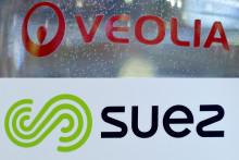 Suez fait tout pour ne pas être racheté par son concurrent Veolia (illustration).