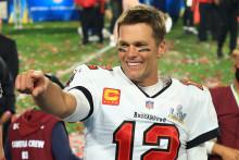 Tom Brady a remporté à 43 ans son septième titre de champion, un record historique.