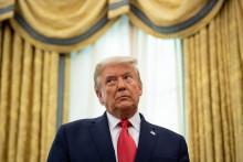 Photo de Donald Trump le 3 Décembre 2020, à Washington, DC.
