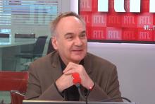 """Hervé Le Tellier au micro de """"Laissez-vous tenter"""""""