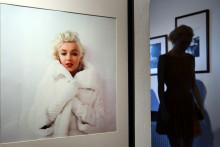 Marylin Monroe par le photographe Milton H.