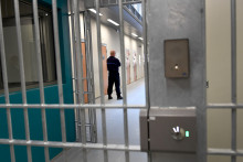 Un surveillant de prison (illustration).