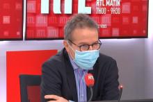 Martin Hirsch, directeur général de l'Assistance publique - Hôpitaux de Paris