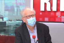 Le Pr Alain Fischer, président du Conseil d'orientation de la stratégie vaccinale