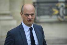 Le ministre de l'Éducation nationale, Jean-Michel Blanquer