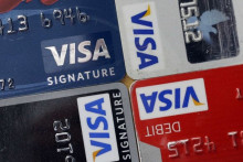 Des cartes visa (illustration)