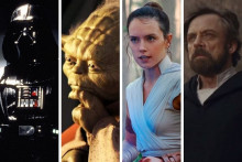 La saga Star Wars démarrée en 1977 compte 9 films et 2 spin-offs