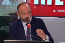 Édouard Philippe, dans RTL Soir, le 28 avril 2021