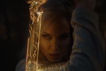 """Angelina Jolie dans """"Eternals"""""""