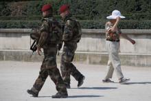 Des militaires français (Image d'illustration)