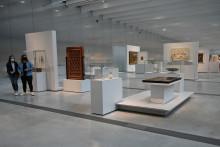 Une exposition au musée du Louvres Lens,  le 3 juin 2020