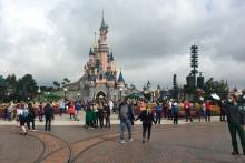 Disneyland Paris à Marne-la-Vallée, près de Paris, 15 juillet 2020. (Illustration)