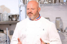 Le chef Philippe Etchebest