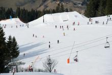 Le domaine skiable de La Clusaz, en Haute-Savoie (illustration)