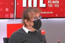 Alain Souchon invité de RTL le 28 mai 2021