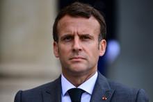Emmanuel Macron, le 21 mai 2021
