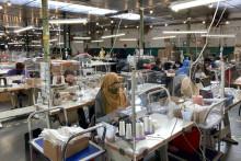 L'atelier Résilience (Roubaix) compte aujourd'hui 120 personnes dont une quarantaine en CDI.