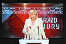 Marine Le Pen est l'invitée du Grand Jury du dimanche 6 juin 2021.
