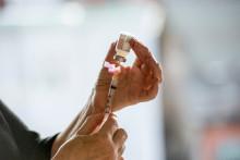 Vaccin contre le coronavirus (illustration)